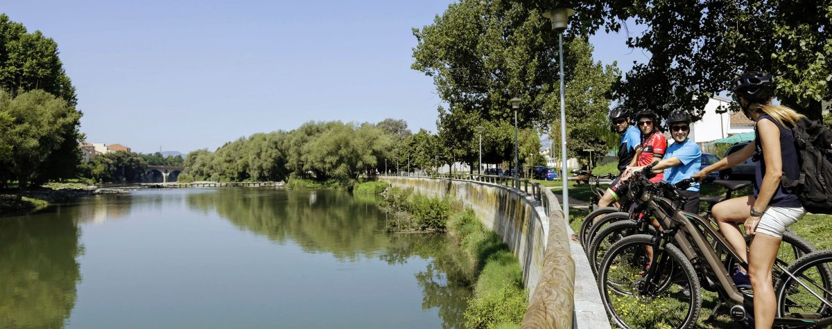 Cycling routes in Barcelona and region