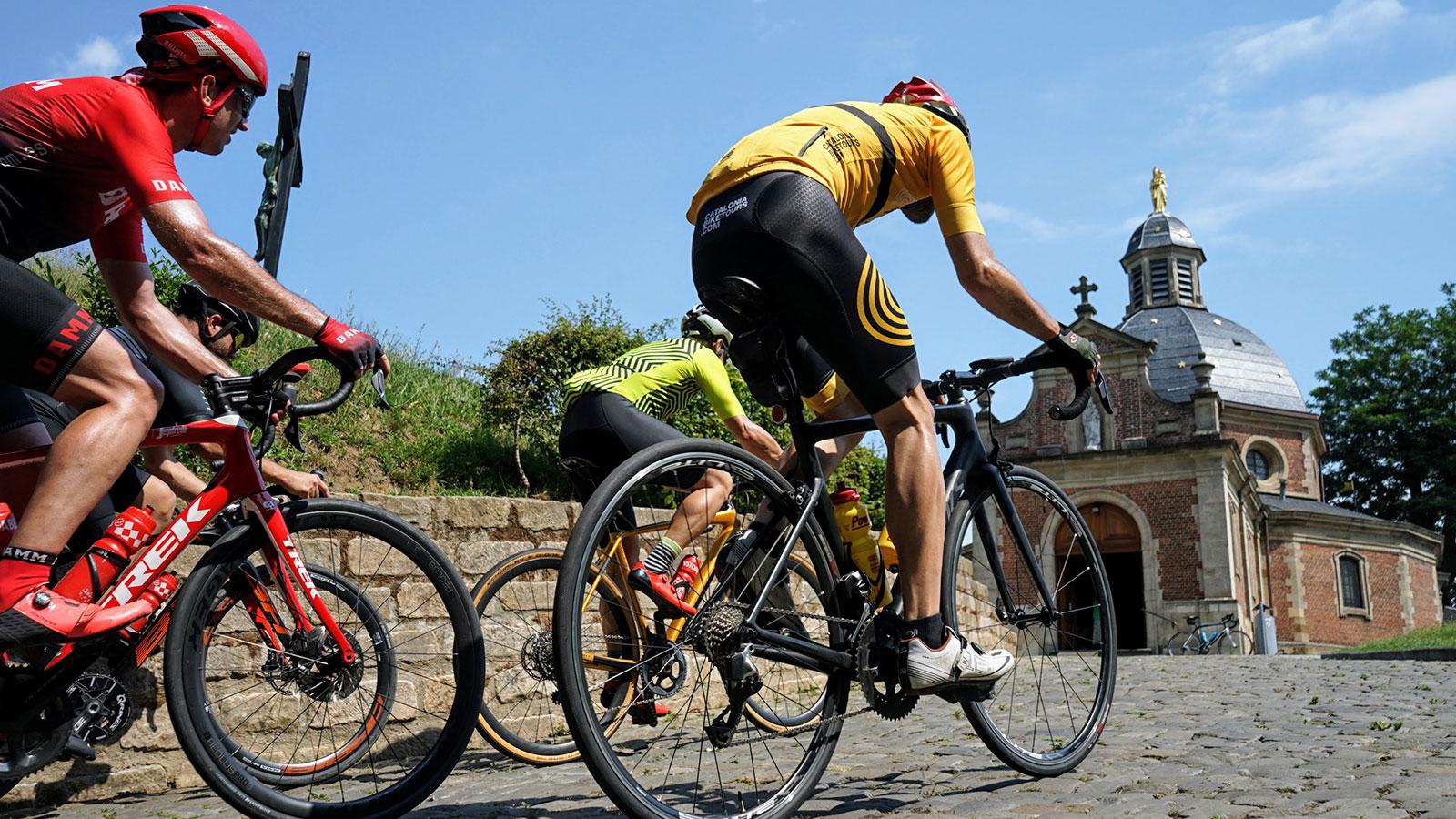Rutas ciclistas en Europa